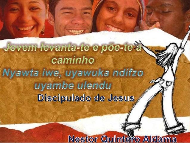 IDE E FAZEI DISCÍPULOS A TODOS OS POVOS, BAPTIZANDO-OS E ENSINADO- OS A VIVER TUDO O QUE EU VOS ENSINEI (Mt 28,20)