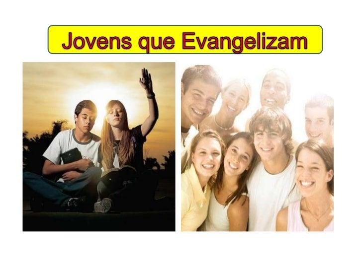 O que é evangelizar?