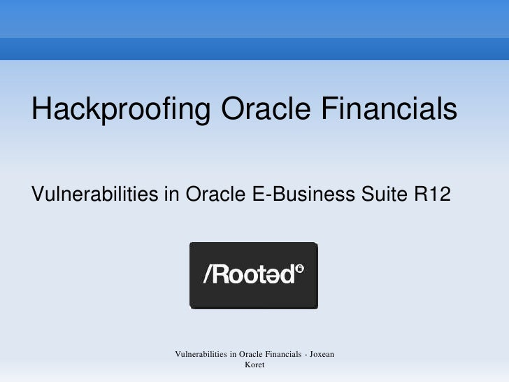 oracle e business suite financials r12 a functionality guide