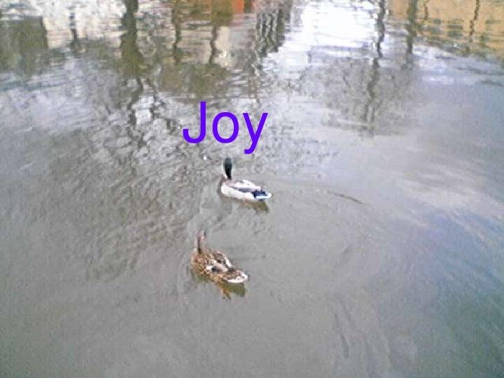 Joy<br />
