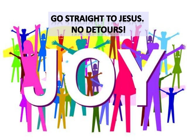Scriptures says we can, right now, delight in Jesus, find our source of pleasure in Jesus, find our bliss, ecstasy, thrill...