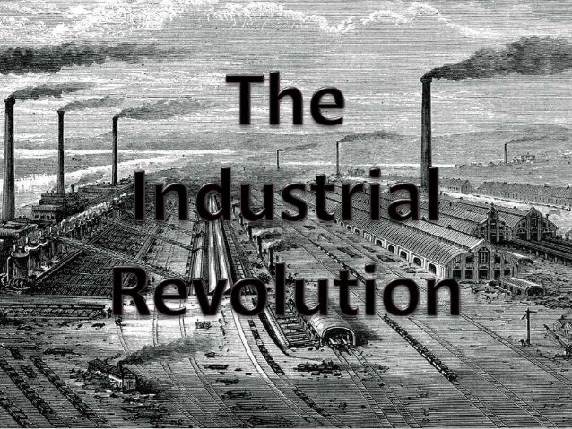 why did the industrial revolution have What effects did a revolution as big as this leave behind how did it change the lives of the people living in the united states one of the most significant results of the industrial revolution was the emergence of the middle class.