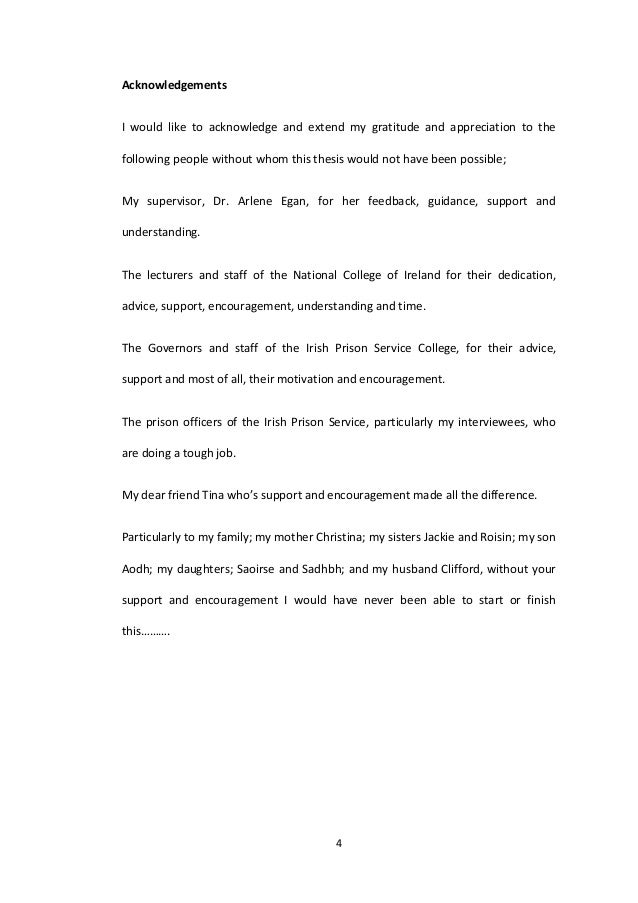 Irish Prison Officers Perception Of Job Burnout By Joyce Clarke
