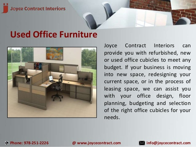 ... 8. Joyce Contract Interiors ...