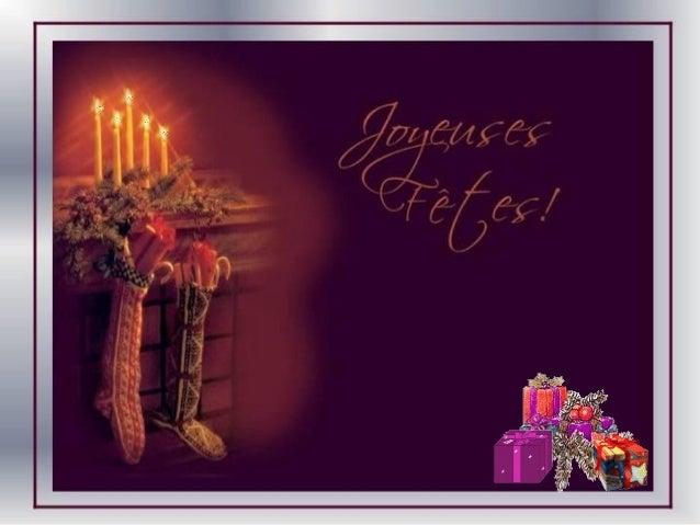 Joyeuses fêtes noël et jour de l'an