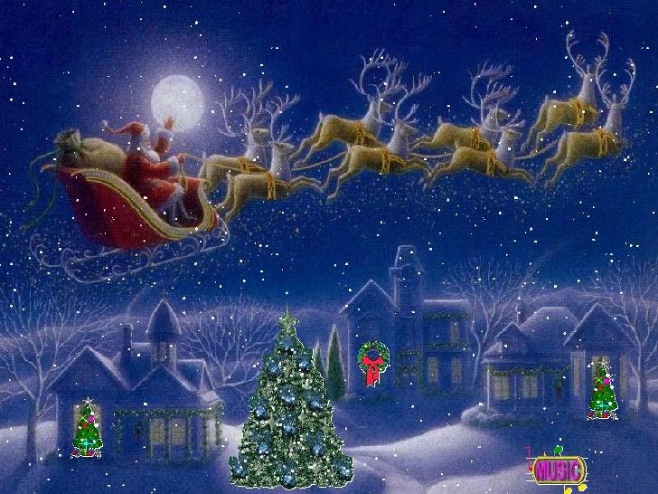 Joyeux Noel Slide 1