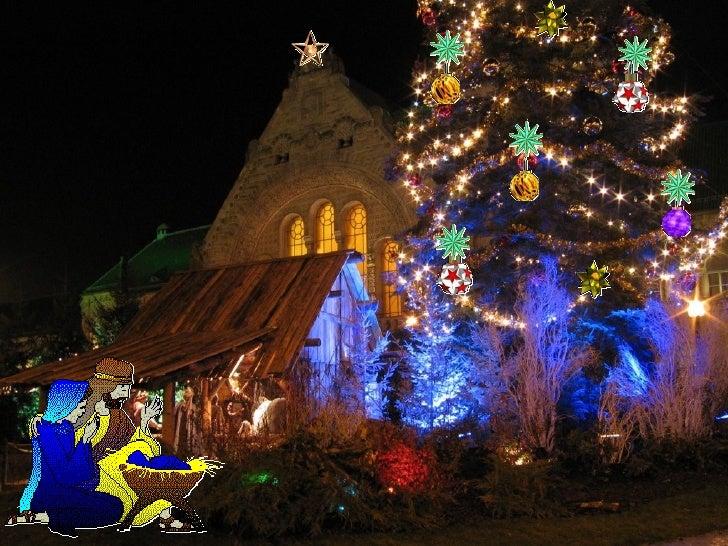 Joyeux Noel Slide 2