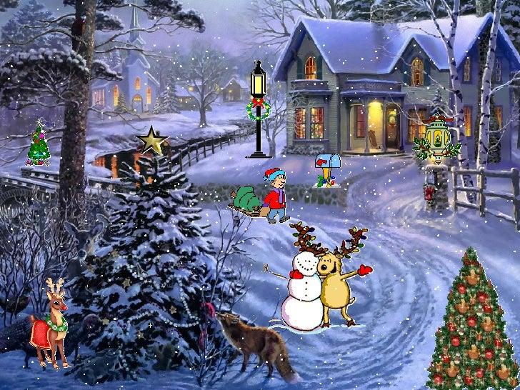 Joyeux Noel Slide 3