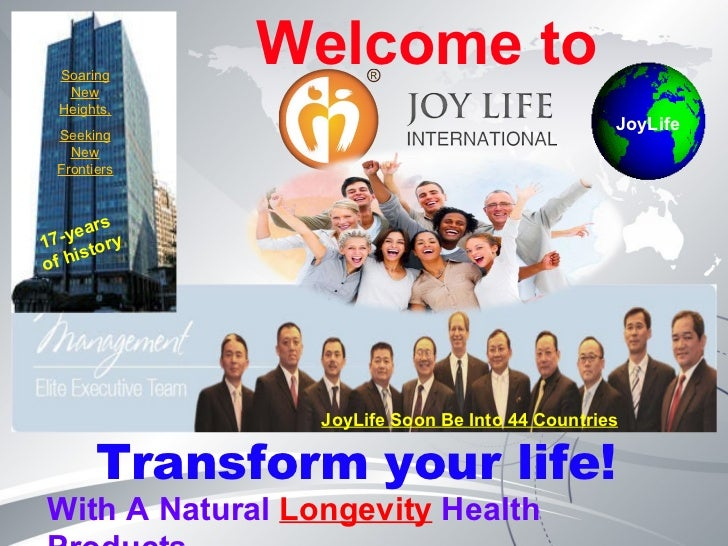 Welcome to Transform your life!  With A Natural  Longevity  Health Products  17-years  of history  Soaring New Heights, Se...