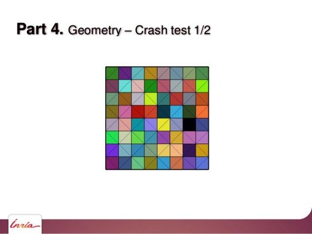 Part 4. Geometry – Crash test 1/2