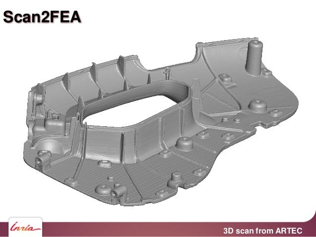Remesh with CVT Scan2FEA