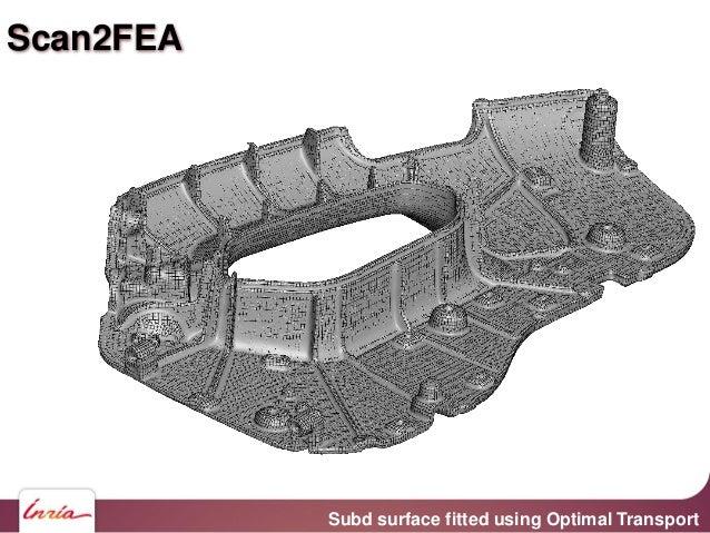Finite Element Analysis (vibration modes) Scan2FEA