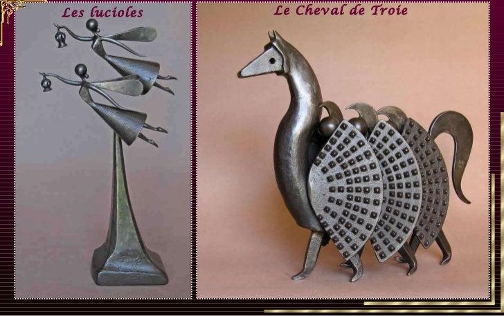 Les lucioles Le Cheval de Troie