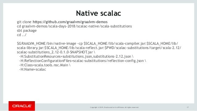 Run Scala Faster with GraalVM on any Platform / GraalVMで