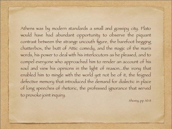 Plato's Dialectic