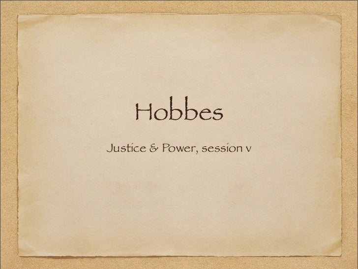 an analysis of thomas hobbes belief of equality of ability Hobbes, this article seeks to provided a possible explanation as to how the state  of  on the surface, thomas hobbes' leviathan presents a simple story of how   on to say that, 'this idea runs directly counter to one of the main assumptions   everyone has a life of equal worth because the usefulness of their abilities and.