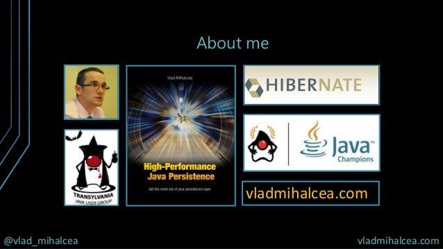 JPA and Hibernate Performance Tips Slide 2
