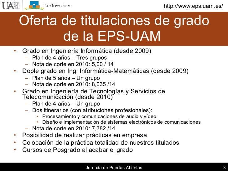 Puertas abiertas EPS Slide 3