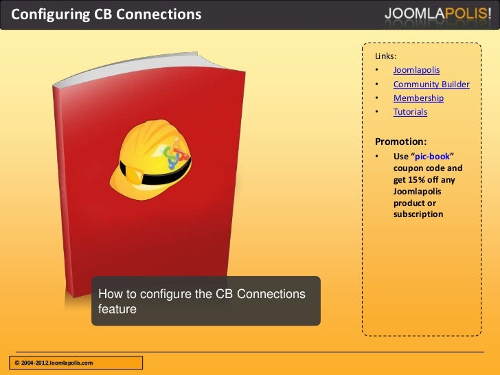 Configuring CB Connections                                                                    Links:                      ...