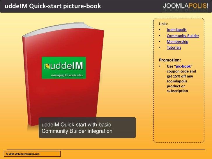uddeIM Quick-start picture-book                                                              Links:                       ...