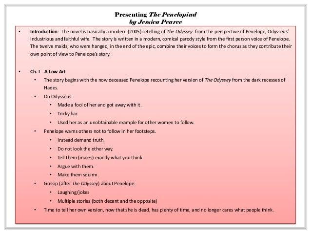 The Penelopiad: The Myth of Penelope and Odysseus (Myths)  pdf