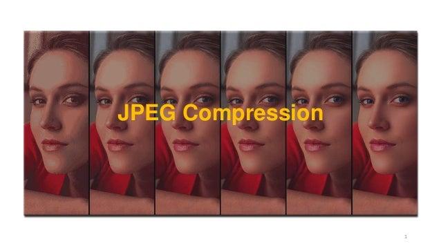 Resultado de imagen para jpeg compression