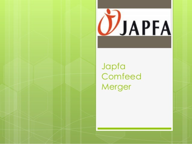 Japfa  Comfeed  Merger