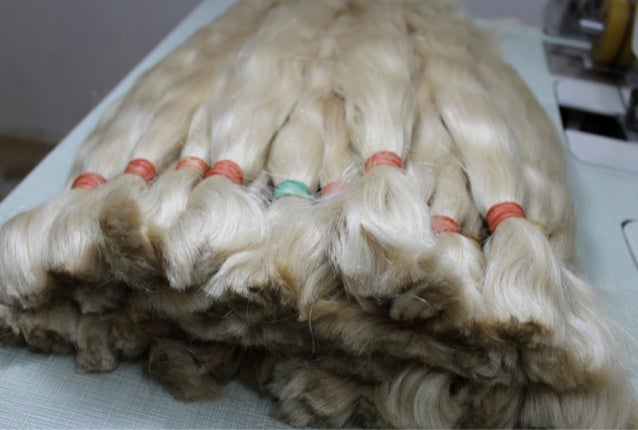 Human Hair Bleaching Courses Online, Get to Learn Professionally Bleaching the Virgin Hairs, Dark Color hairs, even Black...