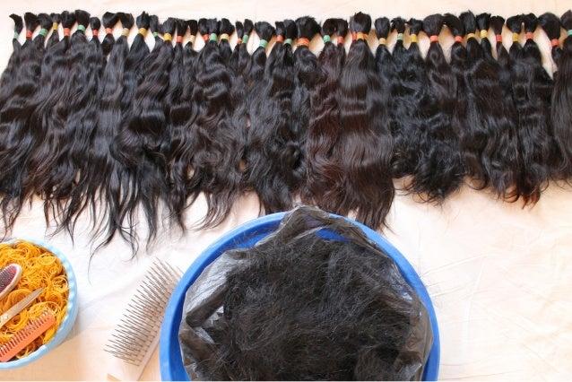 Wavy raw virgin hair