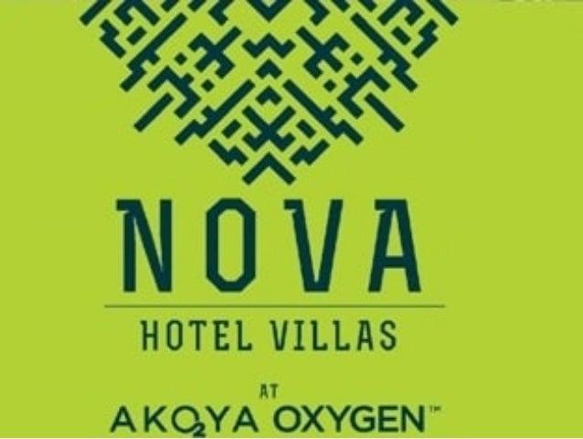 Damac Nova Hotel Villas Akoya Oxygen, Dubai, UAE