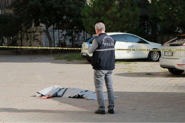 Adana'da 15 yaşındaki kız 14'üncü kattan düşerek öldü