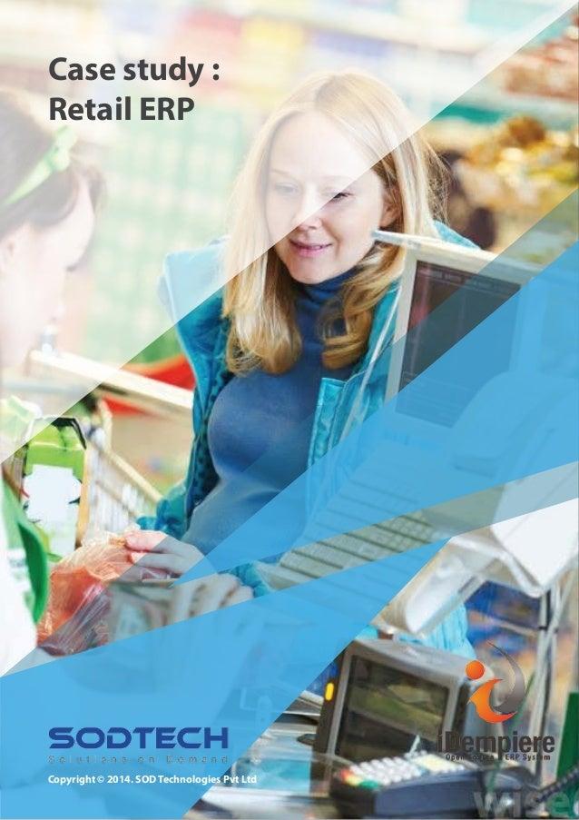 ERP Case Study: Retail