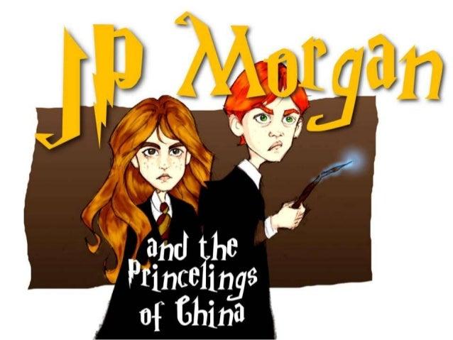 J.P. Morgan and the Princelings of China