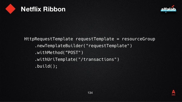 Netflix Ribbon 135 public class BaseLoadBalancer extends AbstractLoadBalancer ... { protected IRule rule = new RoundRobinR...
