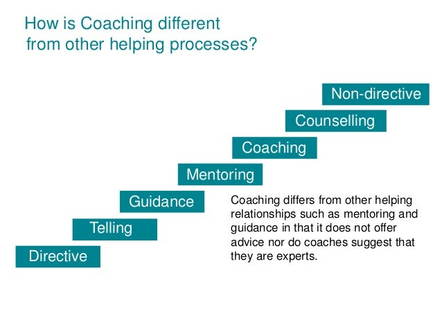 How does counselling differ from other types of helping?