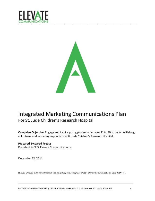 a marketing plan of imc to increase market share Companies looking to grow or gain greater market share should budget a higher percentage—usually around 10 percent developing a marketing plan.