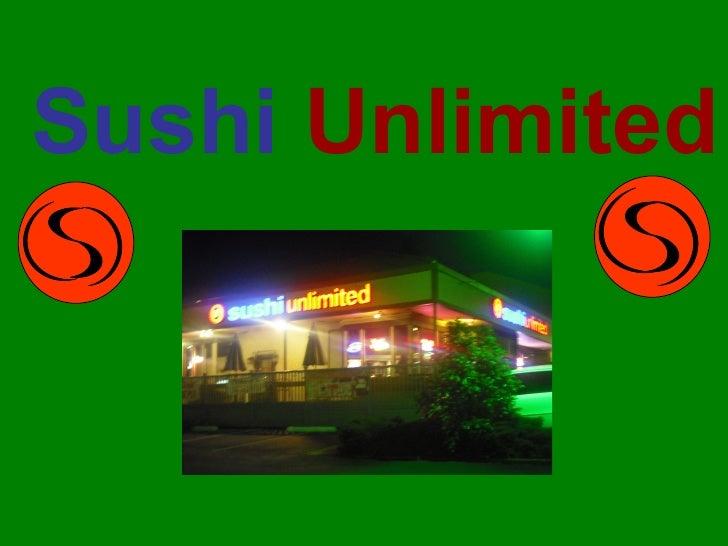 Sushi   Unlimited