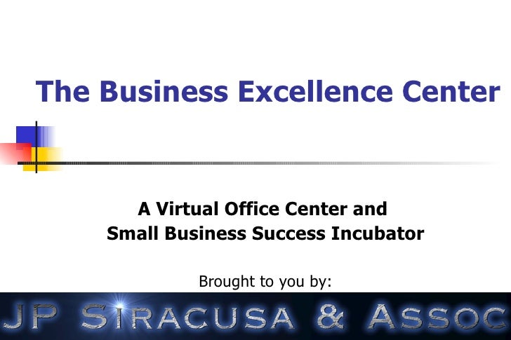"""Business Growth Seminars,  Virtual Offices and South Jersey's First SMB """"Success"""" Incubator  Visit Us At: WWW.BEC-US.COM"""