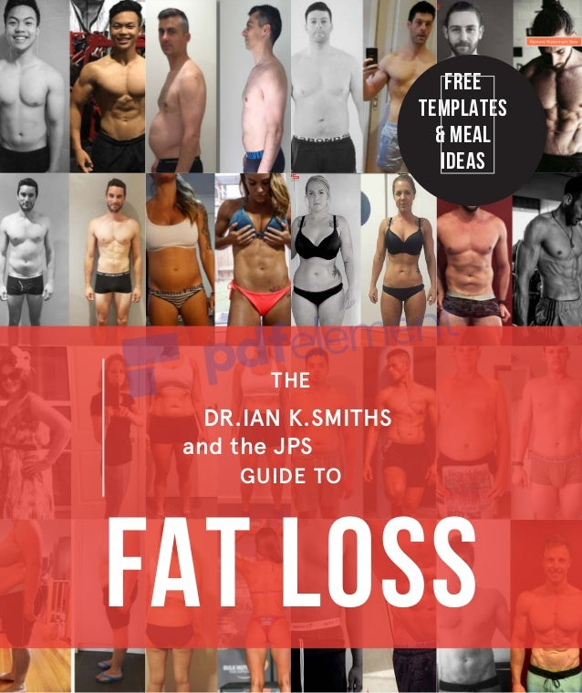 Loosing Weight With Dr Ian K Smith And Jps