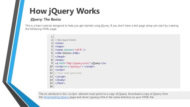 jQuery PPT