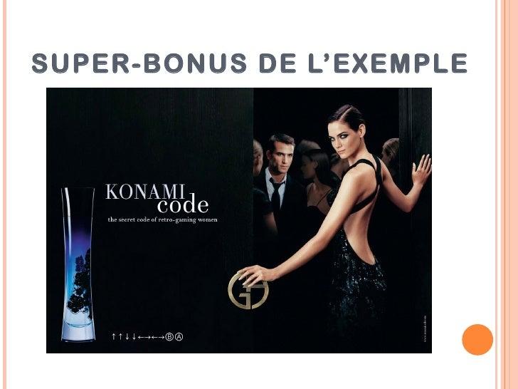 SUPER-BONUS DE L'EXEMPLE