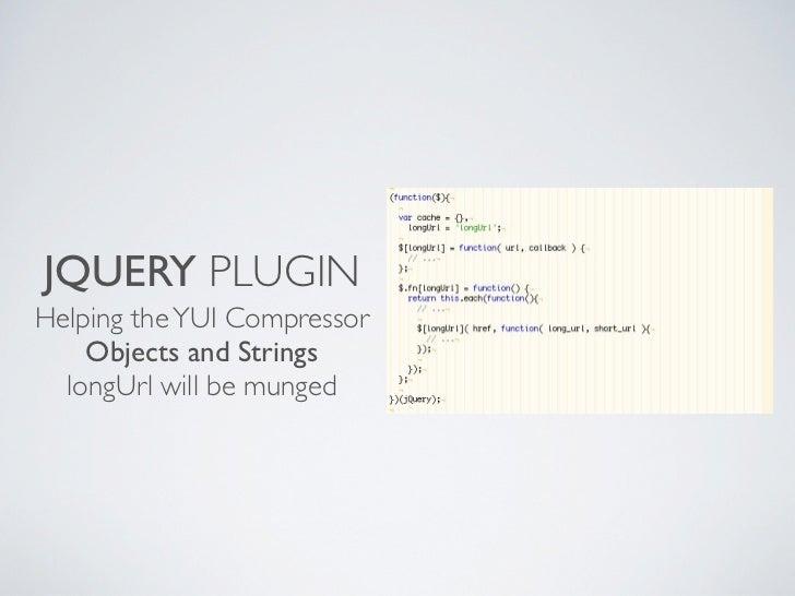 jQuery Plugin Creation