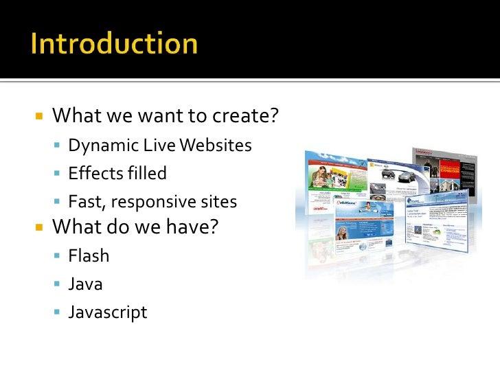 J Query Presentation Slide 3