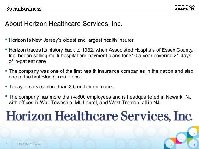 Horizon Case Study - Leveraging Portal for the Healthcare