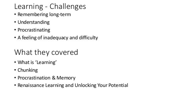 learning what was never taught summary Taught and practiced throughout a student's school and university career, very  shorthand skills, teachers will never speak slowly enough for students to write down everything that is said as a result, students intuitively develop process-  note taking and learning: a summary of research.