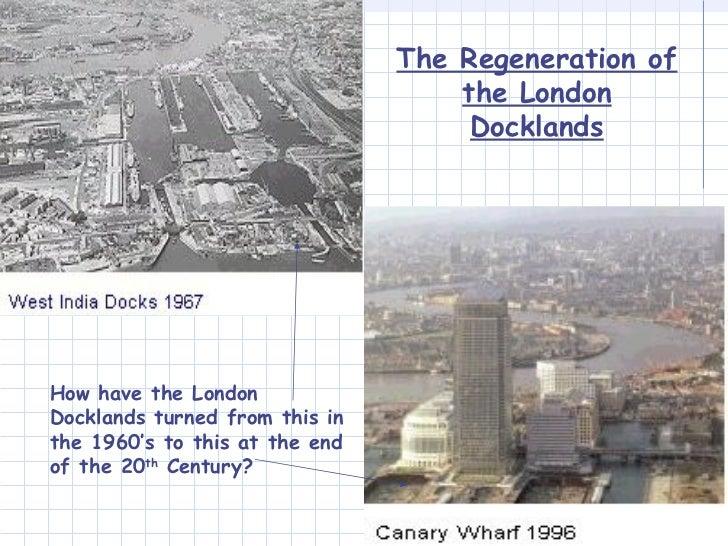 london docklands coursework