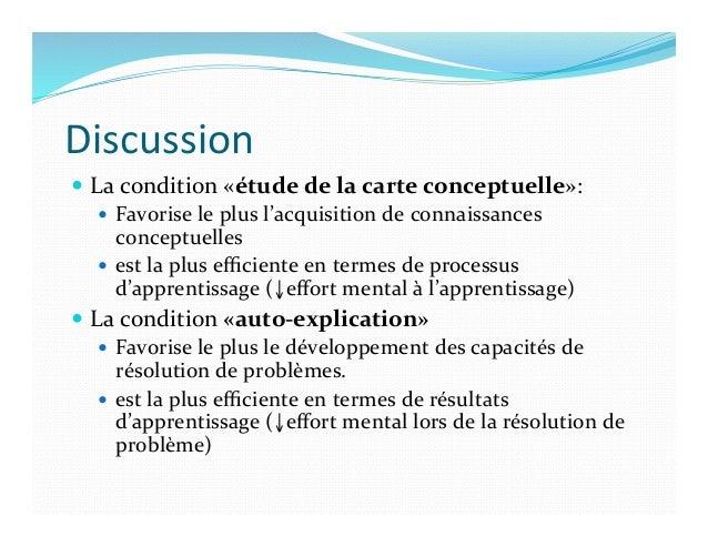 Discussion/Conclusion   — Limites   — Exposition  limitée  aux  activités   — Post-‐test  immédiat  ...