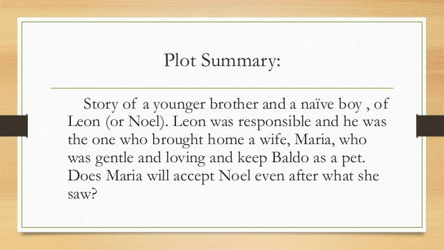 plot and setting in how my brother leon brought home a wife Describe the setting in the story 3 enumerate the characters in the story ii  subject matter topic: how my brother leon brought home a wife.