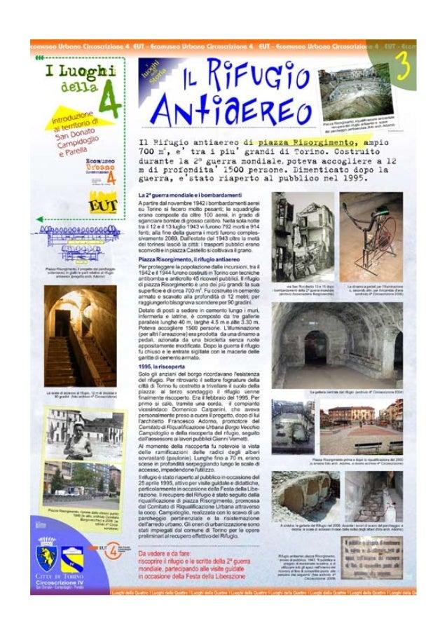 I luoghi della circoscrizione 4 a Torino