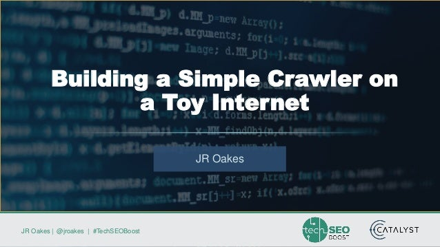 What I Learned Building a Toy Example to Crawl & Render like Google Slide 2